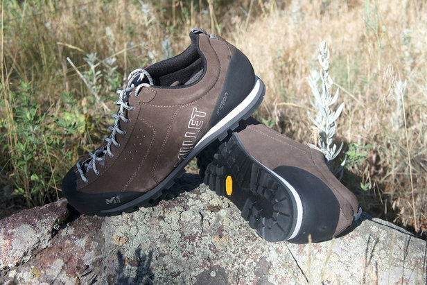 {p.title} - Millet Friction, 2016 Hiking Shoes/Boots Buyers' Guide. - © James Robles
