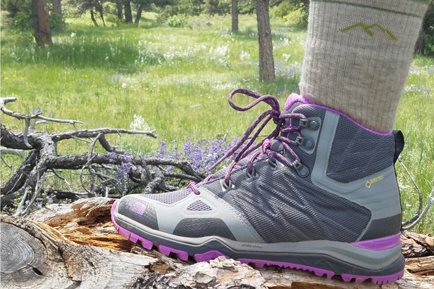 The North Face Ultra Fastpack II Mid Gore Tex Women's