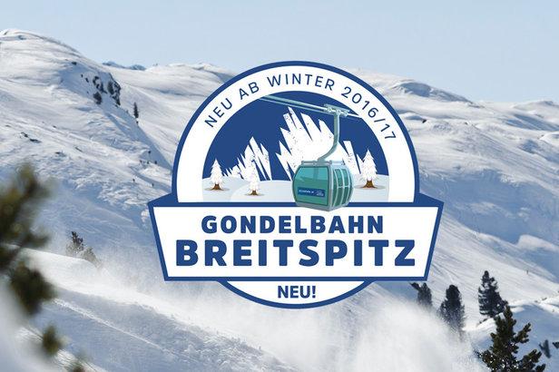 Nowa gondola Breitspitzbahn w Galtür  ruszy w sezonie 2016/17