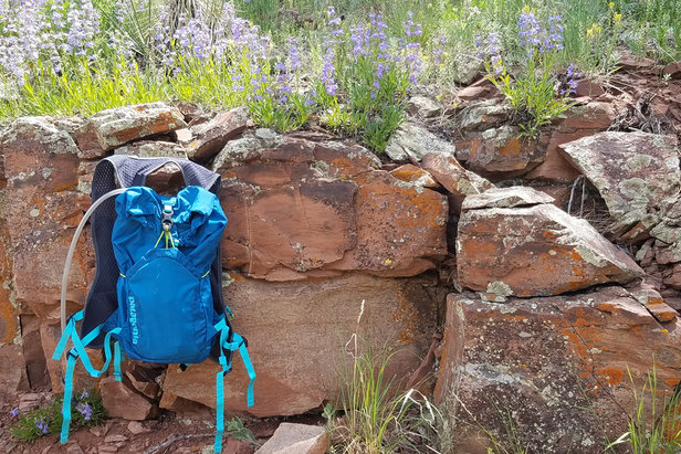 {p.title} - Patagonia Fore Runner Vest, 2016 Backpack Buyers' Guide - © Heather B. Fried