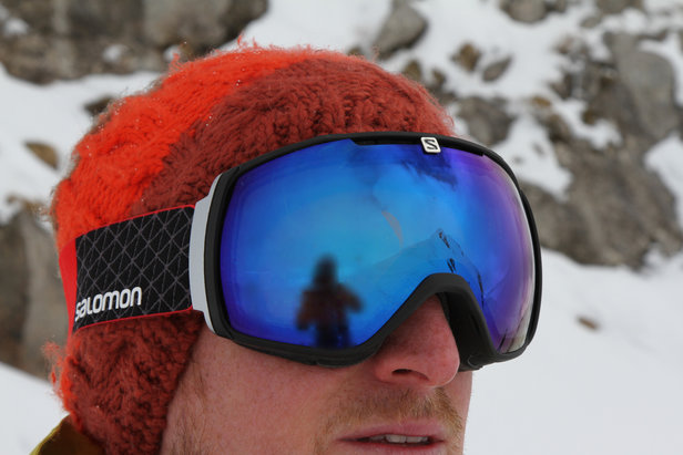 Im Test: Salomon XT One Skibrille- ©Skiinfo