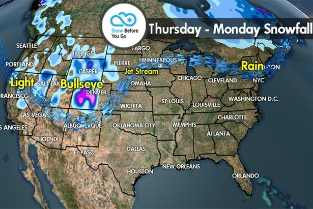 Snow Before You Go: Ski Season Continues With 2 Storms on the Way