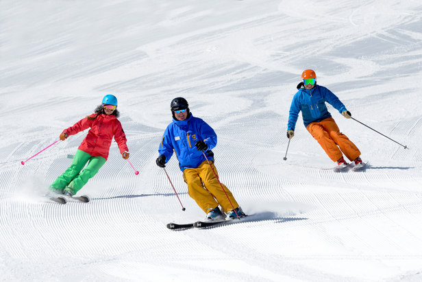 Aspen to Acquire Intrawest ©Winter Park