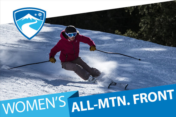 Women's All-Mountain Front Ski Buyers' Guide 2016/2017- ©Liam Doran