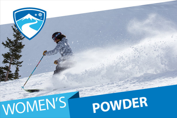 Women's Powder Ski Buyers' Guide 2016/2017- ©Liam Doran