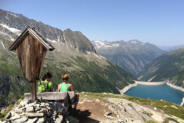 Outdoorurlaub in Mayrhofen - ©Gabi Huber