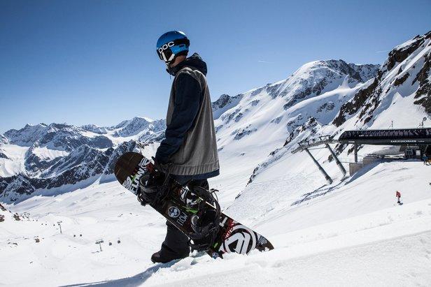 Čo je nové na tirolských ľadovcoch? ©Kaunertaler Gletscherbahn by Daniel Zangerl