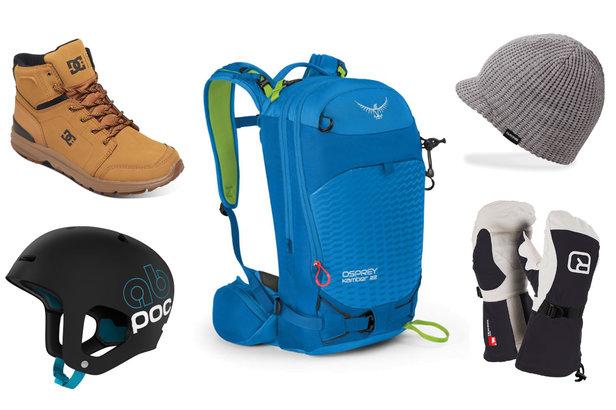 10 idées cadeaux vêtements / accessoires de ski pour hommes