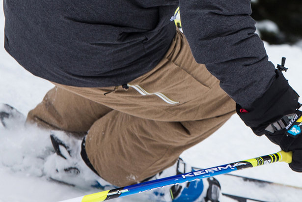 2016/2017 Men's Ski Pants Buyers' Guide- ©Liam Doran