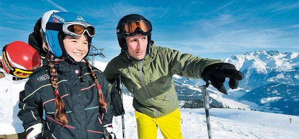 _Generique - Ski famille