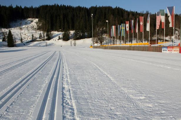 Die Langlaufsaison geht in Ramsau am Dachstein in die Verlängerung: Ab sofort Nachsaisontarife