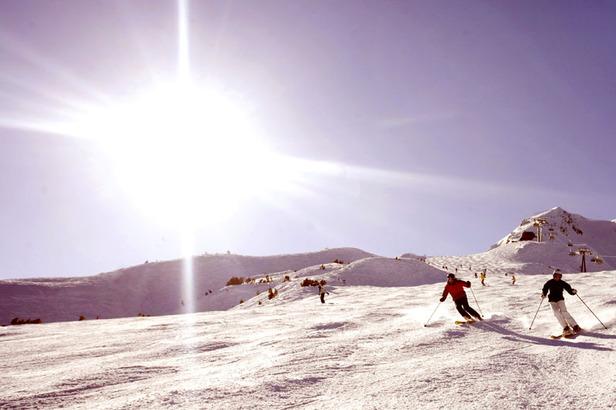 Die Zugspitze: Der Gipfel in der Arena