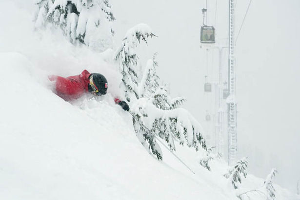 Huge Snowfalls Continue On Canada's Pacific Coast