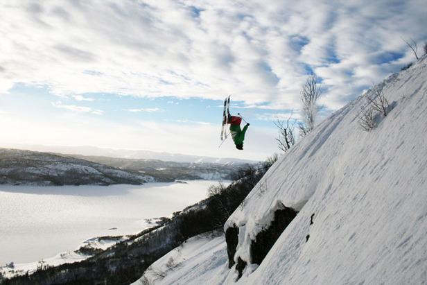 Nå er det meldt påfyll med snø i Rauland - Vierli