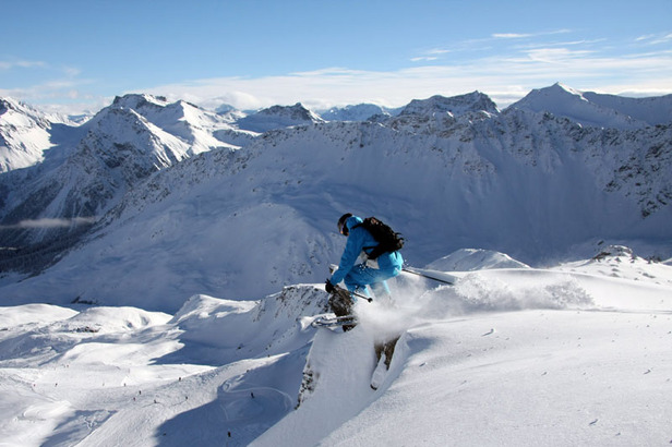 Freerider in Chur