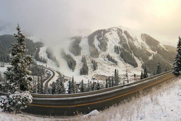 Where to Ski in Early November ©Dave Camara