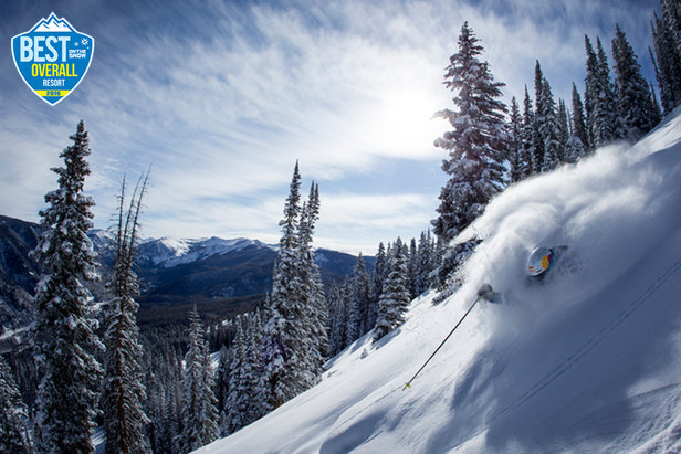Snowiest Resort of the Week: 2.10-2.16 ©Matt Power