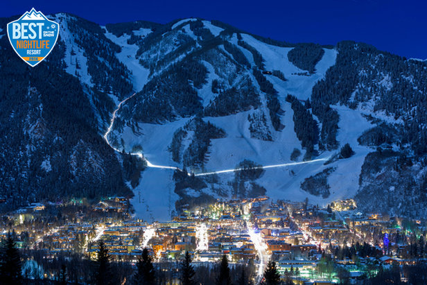 Best Ski Resort Nightlife for 2016: Aspen Snowmass- ©Daniel Bayer