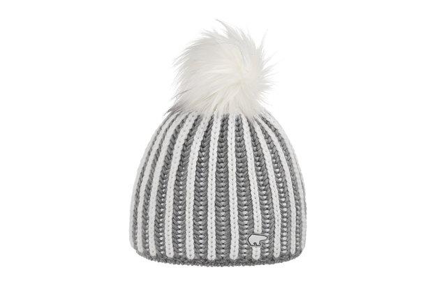 Bonnet à Pompon Eisbär Tabea Lux