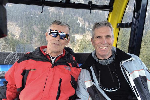 Bruce & Mike  - © TVB Mayrhofen
