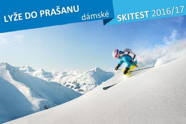 Skitest 2016/2017: Nejlepší lyže do prašanu pro dámy- ©mRGB