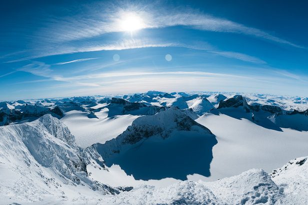 Høgruta i Jotunheimen- ©Tor Berge - Norexplore