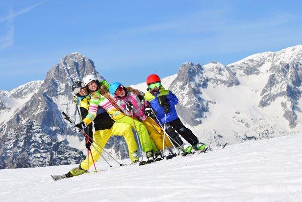 Rodinná lyžařská dovolená za výhodné ceny jen kousek za hranicemi!- ©OÖT_Röbl