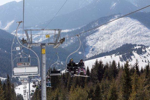 Bachledka - rodinné středisko s nečekaným lyžařským potenciálem ©Ski Bachledova
