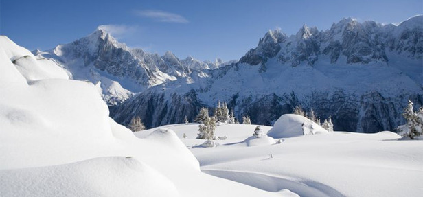 Heavy Snowfall Across France