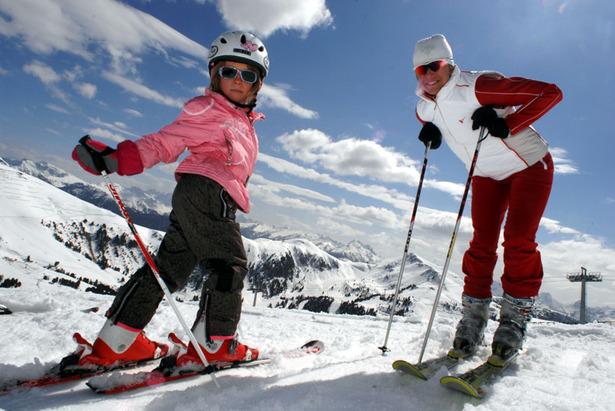 Wo der Schnee den Kindern Spaß macht: Entspannte Urlaubstage in Val di Fiemme