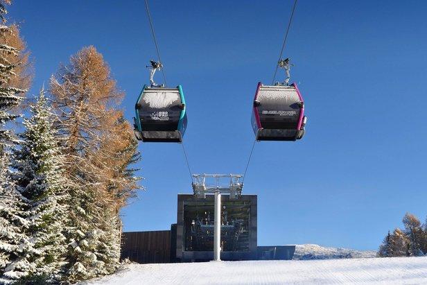 Skiarea Alpe Lusia - San Pellegrino