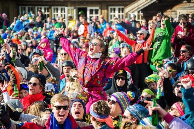 Trysil fyller 50 år og det skal feires gjennom hele 2017.  - © Ola Matsson/Skistar Trysil