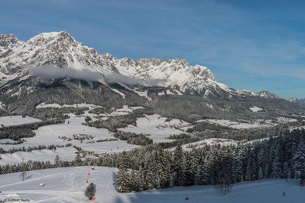 Wilder Kaiser Panorama  - © Peter von Felbert