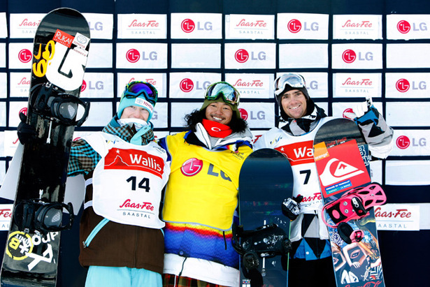Freeski Halfpipe Joins Euro and World Cup in Saas-Fee in October