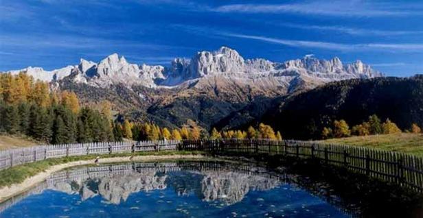 A bolzano natura a 360 su colle san genesio e renon for Azienda di soggiorno bolzano