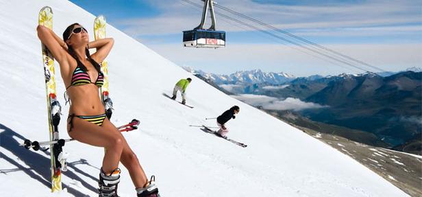 Où skier pour la Pentecôte ?