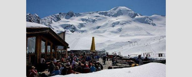 Esquiar en primavera: Glaciares en Tirol