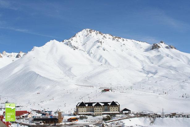 Las Lenas Ski Resort, Argentinien