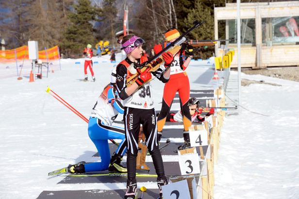 Hot-Spot für Skilanglauf-Minis: Der Ganghofer-Lauf in der Olympiaregion Seefeld