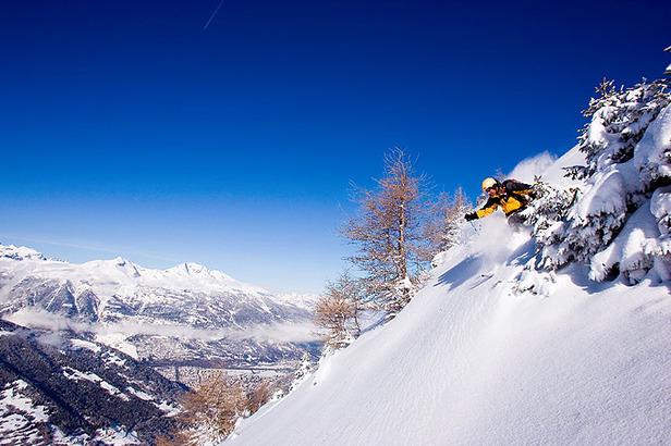 Die Qual der Wahl in Graubünden: Mit der Skisafari Chur täglich woanders skifahren
