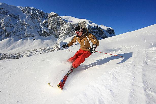 Nassfeld-Hermagor: het grootste skigebied van Karinthië