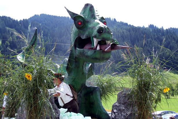 Das 55. Wildschönauer Talfest: Die Hochtäler verstehen es zu feiern