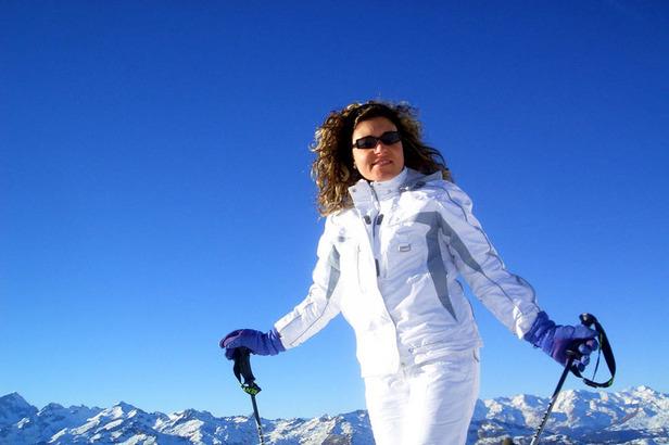 Skiurlauber