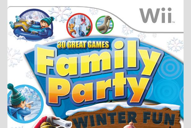 Family Party - Winter Fun