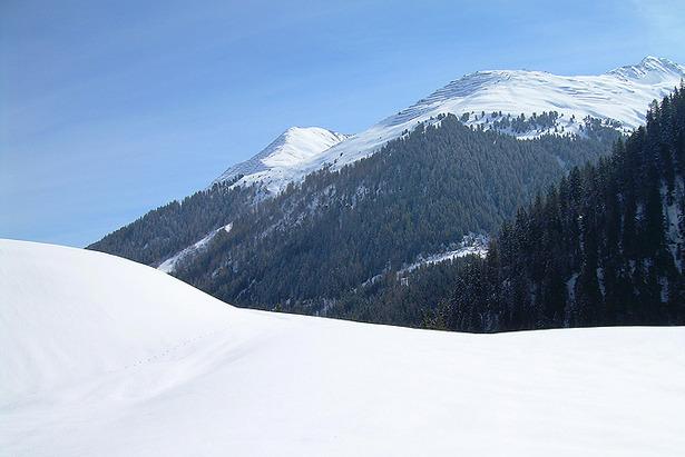Gute Schneelage in Österreich