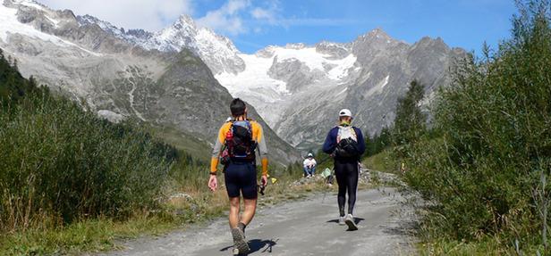 Trail, Verbier Saint-Bernard