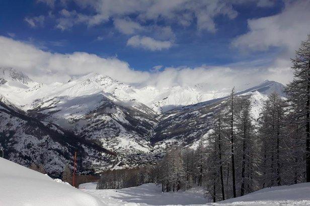 Weerbericht: de winter is helemaal terugBardonecchia Ski/Facebook