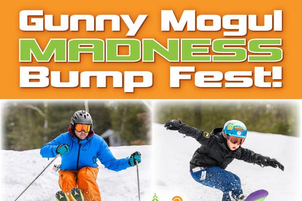 GUNNY MOGUL MADNESS BUMPFEST at Ski Sundown in New Hartford, CT ©Ski Sundown
