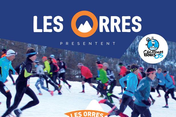 Les Orres Winter Trail- ©Office de tourisme des Orres