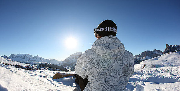 Sportliche Mega-Events in den Dolomiten